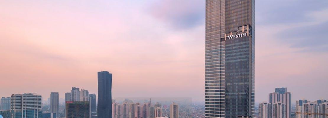 Menatap Megahnya Gedung Tertinggi di Indonesia, Gama Tower