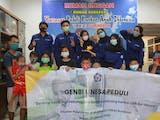 Meskipun Pandemi, Aksi Kepedulian Genbi Unesa Tetap Berjalan