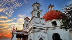 Destinasi Wisata Dataran Tinggi di Kota Semarang