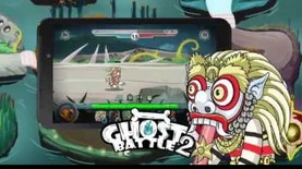 Ghost Battle, Game Unik Kenalkan Hantu Indonesia