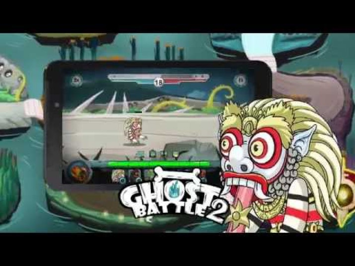 Ghost Battle, Game Unik Kenalkan Hantu Indonesia