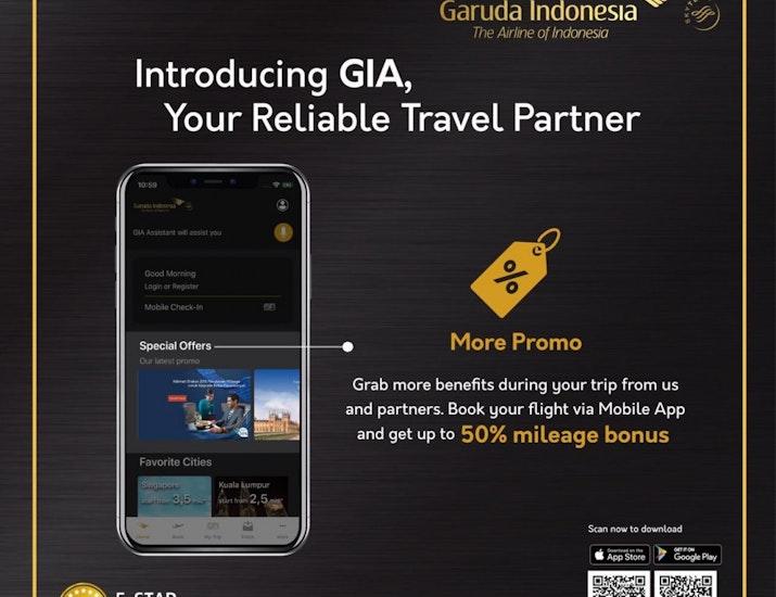 Aplikasi GIA Mobile Sekarang Bisa Diajak Bicara