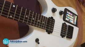 Gitar Masa Depan Karya Anak Bangsa