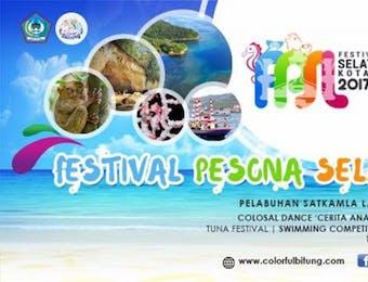 Gunakan Kesempatanmu Menjelajahi Sulawesi Utara Melalui Festival Pesona Selat Lembeh 2017