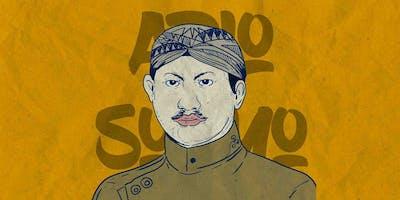 Ario Suryo, Berjuang Melawan Jepang dan Sekutu dari Kursi Kepemerintahan