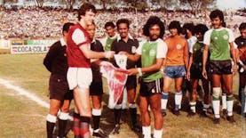 Sejarah Hari Ini (16 Juni 1983) - Ketika Arsenal Kalah 0-2 di Surabaya