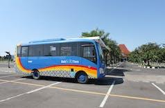 Mulai Juli, Bus Batik Solo Trans Gratis hingga Akhir Tahun 2020