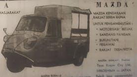 Sejarah Hari Ini (15 Mei 1962) - Pengajuan Tarif Bemo