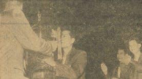 Sejarah Hari Ini (15 Juni 1958) - Debut Manis Indonesia di Piala Thomas, Jadi Juara Usai Kalahkan Malaysia