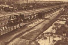 Sejarah Hari Ini (30 Mei 1924) - Dewan Kota Surabaya Berikan Tanah untuk Industri Kereta Api