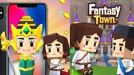 Tokoh Kisah Rakyat Indonesia Jadi Karakter Gim Simulasi Berkebun Fantasy Town
