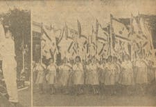 Sejarah Hari Ini (14 Agustus 1961) - Apel Akbar Gerakan Pramuka Indonesia di Jakarta