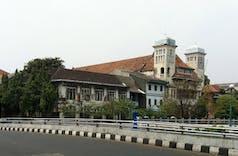 G Kolff & Co, Toko Buku Pertama di Jakarta Tempo Dulu