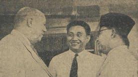 Sejarah Hari Ini (25 April 1949) - Keluar dari Pengasingan, Hatta Temui Van Royen di Jakarta