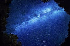 Fenomena Alam Hujan Meteor Perseid Bisa Disaksikan di Langit Indonesia
