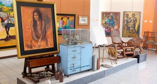 Sejarah Hari Ini (26 Oktober 1992) - Museum Seni Pertama Kota Bandung, Museum Barli