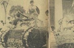 Sejarah Hari Ini (5 Juli 1957) - Semarak Pawai Sepeda Hias di Jakarta