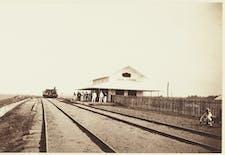 Sejarah Hari Ini (10 Agustus 1867) - Jalur Kereta Api Pertama di Pulau Jawa Dibuka