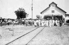 Sejarah Hari Ini (1 Juli 1923) - Jalur Kereta Api Pertama di Sulawesi