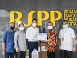 Gambar sampul Bantu Atasi Corona, Broad Group Sumbang Dua Teknologi untuk RSPP