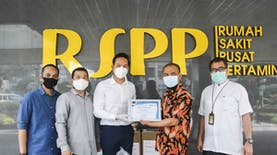 Bantu Atasi Corona, Broad Group Sumbang Dua Teknologi untuk RSPP