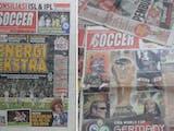 Gambar sampul Sejarah Hari Ini (8 Juni 2000) - Tabloid Soccer Ramaikan Kabar Sepak Bola