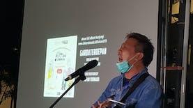 """""""Garda Terdepan"""", Lagu bagi Para Pejuang Penanganan Covid-19 di Indonesia"""