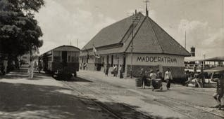 Sejarah Hari Ini (21 Januari 1900) - Trem Uap Madura Buka Jalur Kapedi-Tambangan