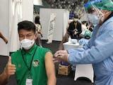 Gambar sampul 5.000 Insan Olahraga Indonesia Dapat Vaksinasi Covid-19