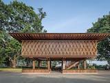 Warak Kayu Kota Semarang, Perpustakaan dengan Arsitektur Apik yang Diakui Dunia Internasional