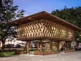 Gambar sampul Perpustakaan Warak Kayu Semarang Raih Penghargaan Building of The Year 2021