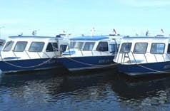 Sejarah Hari Ini (6 Juni 2007) - Transportasi Baru Kota Jakarta, Waterway