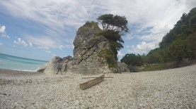 Kolbano, Pantai Unik yang Diakui Dunia