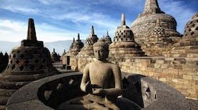 """Webinar """"Wisata Heritage"""" Kenalkan 5 Situs Warisan Dunia di Indonesia"""