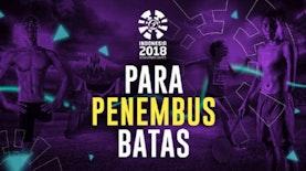 Atlet Asian Para Games: Kami Si Para Penembus Batas