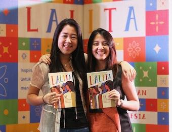 Lalita, Kisah 51 Perempuan Inspiratif Indonesia