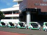 Gambar sampul Green Car, Kendaraan Roda Tiga Ramah Lingkungan Karya IPB