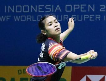 Profil Indonesia Open 2019: Gregoria Mariska dan Tekad yang Bergelora