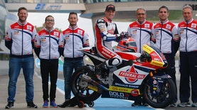 Gresini Moto2 yang Kental Aroma Indonesia