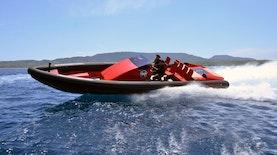 Kapal Buatan Indonesia Ini Juarai Kompetisi Kapal Cepat di Swedia