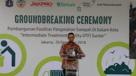 Canggihnya Teknologi Insinerasi Sampah di ITF Sunter