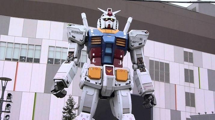 Ada Ilmuwan Indonesia di Gundam Global Challenge