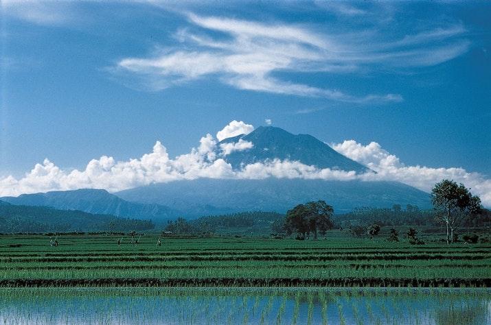 Telkom Jamin Telekomunikasi Siap Sedia Menghadapi aktivitas Gunung Agung