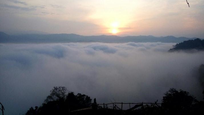 Negeri di Atas Awan Ada di Banten Juga ?..