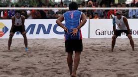 Gunungkidul Menjadi Tuan Rumah Turnamen Voli Pantai Internasional 2015