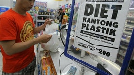 Bogor Tanpa Tas Plastik, Bisakah ?