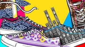 Brand Sneakers Asli Indonesia