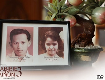 Menanti Film Ketiga untuk Kisah Cinta Habibie dan Ainun