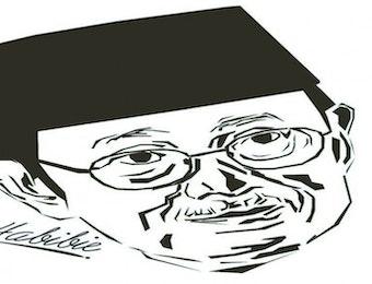 Potret Karier Habibie, Bapak Teknologi Indonesia