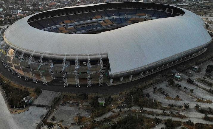 Jawa Barat Sang Juragan Stadion